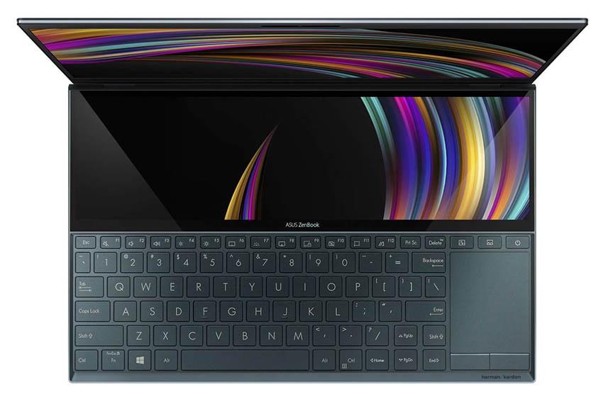 لپ تاپ ایسوس مدل zenbook ux481flc